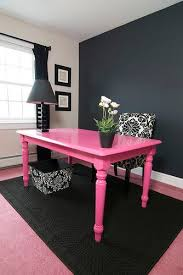diy budget friendly office desk you can find these old farm tables at any garage chic office ideas 1000