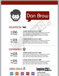 download  free creative resume   cv templates   xdesignsgraphic design resume template