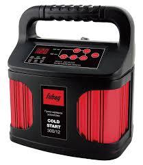 Пуско-зарядное <b>устройство Fubag COLD</b> START 300/12: купить ...