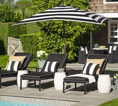 black and white stripe perfection black and white outdoor furniture