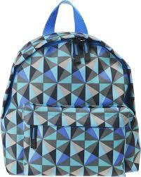 <b>Рюкзак</b> дошкольный <b>№1 School Треугольники</b>, 843422, 24 х 20 х ...