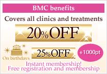 Payment methods|Shinagawa Skin Clinic