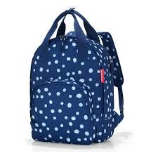 <b>Рюкзак REISENTHEL Easyfitbag spots</b> navy — купить в интернет ...