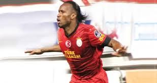 Galatasaray'lı Didier Drogba
