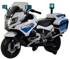 <b>BARTY BMW</b> R1200RT-P Police Motоbaike. Детский <b>мотобайк</b>.