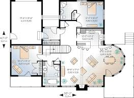 House Plan at FamilyHomePlans comContemporary Craftsman House Plan Level One