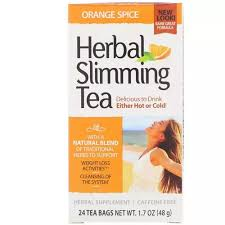 21st Century <b>Herbal Slimming Tea</b> Orange Spice