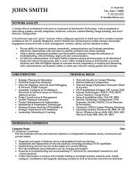 network analyst resume template   premium resume samples  amp  example