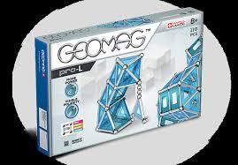 <b>Магнитный конструктор Geomag</b> 024 <b>Pro</b>-<b>L</b> 110 деталей - H-024