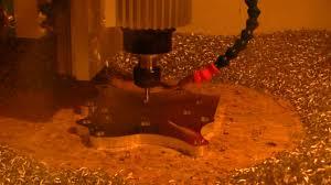 <b>CNC</b> milling <b>motorcycle parts Aluminium</b> 5083 - YouTube