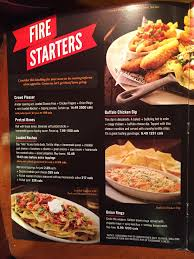 smokey bones menu prices meal items details cost smokey bones menu 2