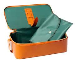 Купить кожаная <b>косметичка на молнии</b> box wet pack (светло ...