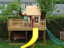 How to Build Tree House  Decorating Designs  amp  PlansAmazing Tree House for Kids