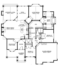 Craftsman Style House Plan   Beds Baths Sq Ft Plan     Craftsman Style House Plan   Beds Baths Sq Ft Plan