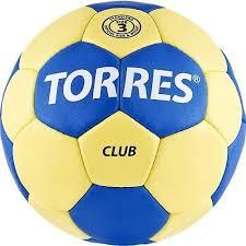 <b>Мяч гандбольный TORRES Club</b> р.3 купить в интернет-магазине ...