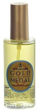 <b>Atkinsons Gold Medal</b> - <b>Одеколон</b> (тестер без крышечки): купить ...
