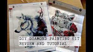 <b>DIY Diamond</b> Painting Kit Tutorial And Review   PassionFruitDIY ...