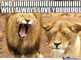 I Will Always Love You Memes. Best Collection of Funny I Will ... via Relatably.com