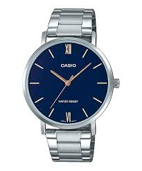 MTP-VT01D-<b>2B</b> | Analog - Gent's | <b>Dress</b> | Timepieces | CASIO
