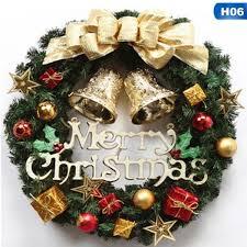 Home, Furniture & DIY Large <b>Christmas Wreath Window</b> Door ...