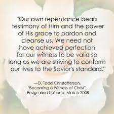 Repentance on Pinterest | General Conference, Lds and Savior via Relatably.com