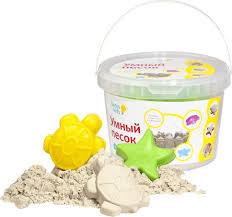 <b>Genio</b> Kids <b>Кинетический песок</b> Умный песок 2 кг — купить в ...