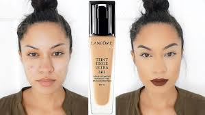 Full Coverage & 24 Hour?! | <b>Lancome Teint Idole Ultra</b> 24H ...