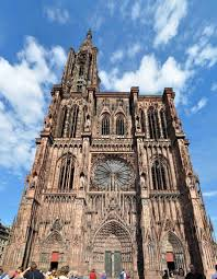for the gothic strasbourg cathedral in an essay of 1773 gothic architecture was now the only true form the young goethe enthusiastically praised the