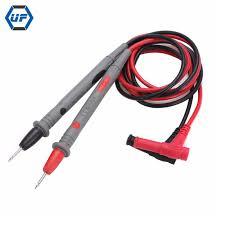 1 Pairs of Micsig Multimeter Pen <b>Pure</b> Copper Test Probe <b>4mm Jack</b> ...