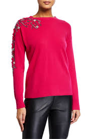<b>Women's Cashmere</b> Sweaters & Cardigans at Neiman Marcus