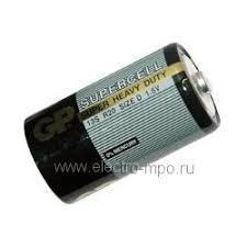 С6533. <b>Элемент питания GP</b> 13S-OS2 R20 (D) 1,5В 3,2 А/ч ...