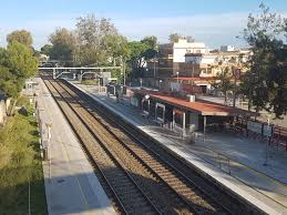 Platja de Castelldefels railway station