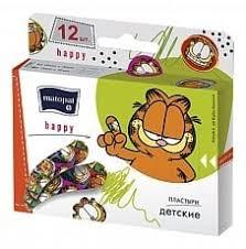 <b>Пластыри Matopat HAPPY</b>, <b>12 шт</b>. — купить по доступной цене ...