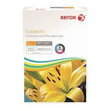 <b>Xerox</b> 160gsm A3 Colotech Plus Paper - Wh- Buy Online in El ...
