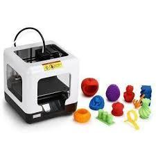 <b>FULCRUM MINIBOT 1.0</b> White EU Plug 3D Printers, 3D Printer Kits ...