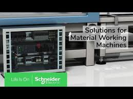 Решения для управления обработкой материалов | Schneider ...
