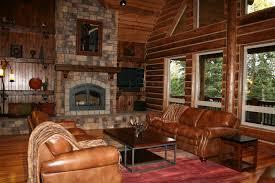 Rustic Cabin Bedroom Decorating Log Cabin Master Bedroom Decorating Ideas The Log Cabin