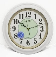 <b>Часы настенные</b> LA MER GD 051 <b>White Размер</b>: 345x345x40 мм ...