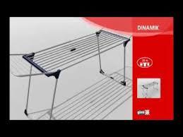 <b>Сушилка для белья Gimi</b> Dinamik - YouTube