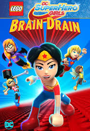 <b>LEGO</b> DC <b>Super Hero Girls</b>: Brain Drain - Movies on Google Play