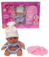 Кукла <b>1 TOY</b> Мой малыш, 18 см, Т58750 — стоит ли покупать ...