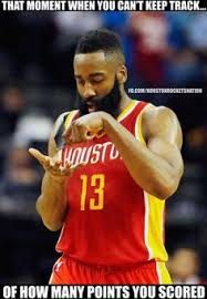 Funny basketball memes/pictures on Pinterest | James Harden, NBA ... via Relatably.com