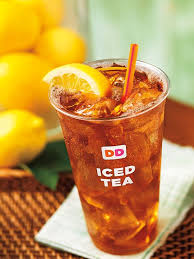 CELEBRATE NATIONAL ICED TEA DAY WITH DUNKIN