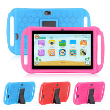 Portable Xgody <b>7 inch kids tablet</b> for children Android 8.1 Ocat Core ...