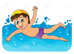 Resultado de imagen de natacion infantil dibujos