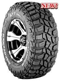Летняя шина 15 5/38 R18 128Q Cooper Discoverer STT PRO