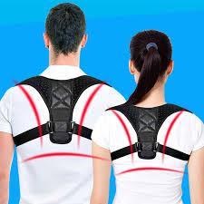 <b>Adjustable</b> Medical <b>Men</b>/<b>women</b> Back Posture Corrector Clavicle ...