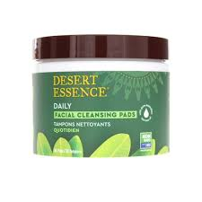 Desert Essence <b>Daily Facial Cleansing Pads</b> -- 50 Pads - Vitacost