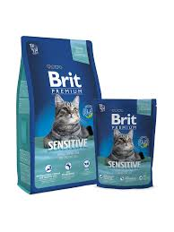 <b>Brit Premium Cat Sensitive</b> – Brit