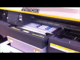 <b>Mimaki UJF 3042 FX</b> - YouTube
